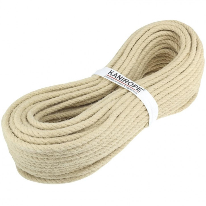Buy Twisted Polyhemp Rope Cord Line 5mm By The Meter