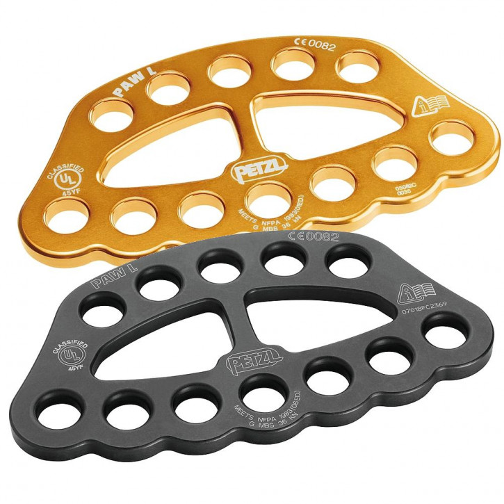Rigging plate PAW PGM L 5/7 by Petzl®
