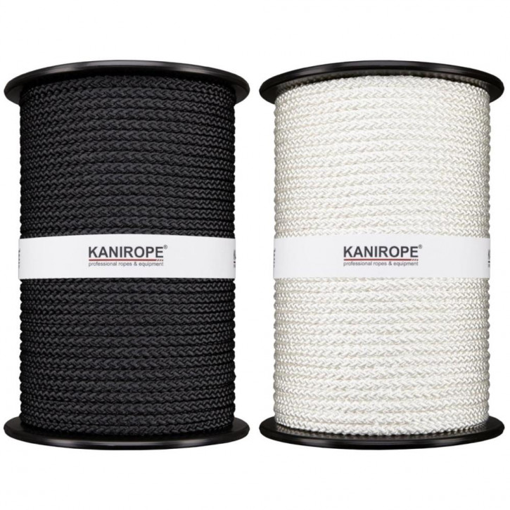 Special Rope B1 ø8mm 8-strand braided Fire Retardant by Kanirope®