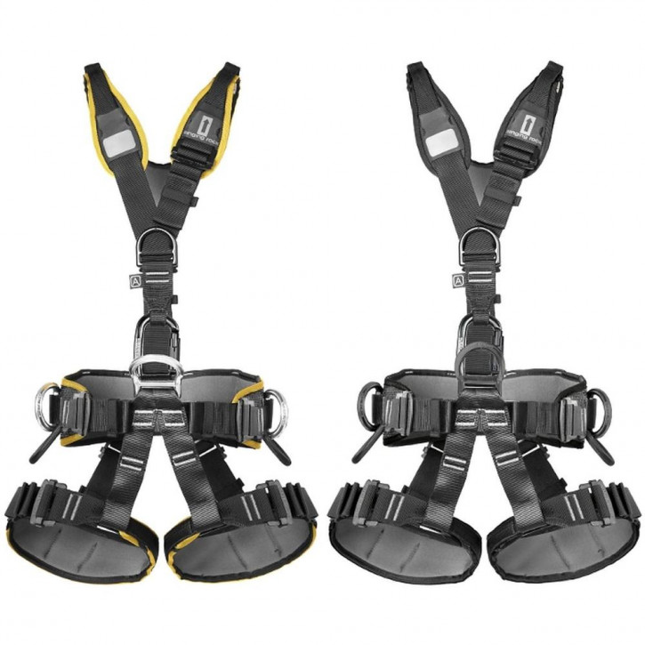 Fall arrest harness EXPERT STANDARD by Singing Rock®