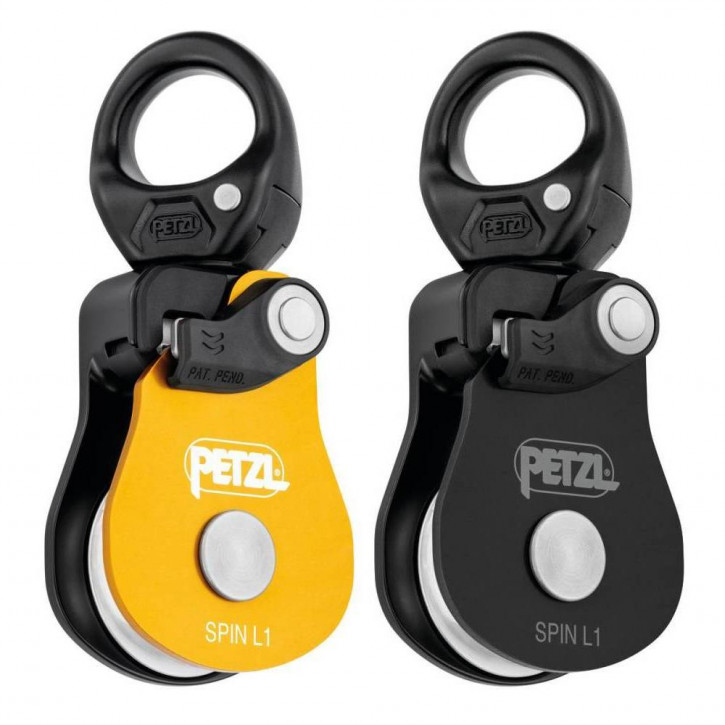Single pulley SPIN L1 by Petzl®