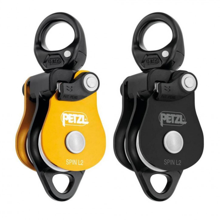 Double pulley SPIN L2 by Petzl®