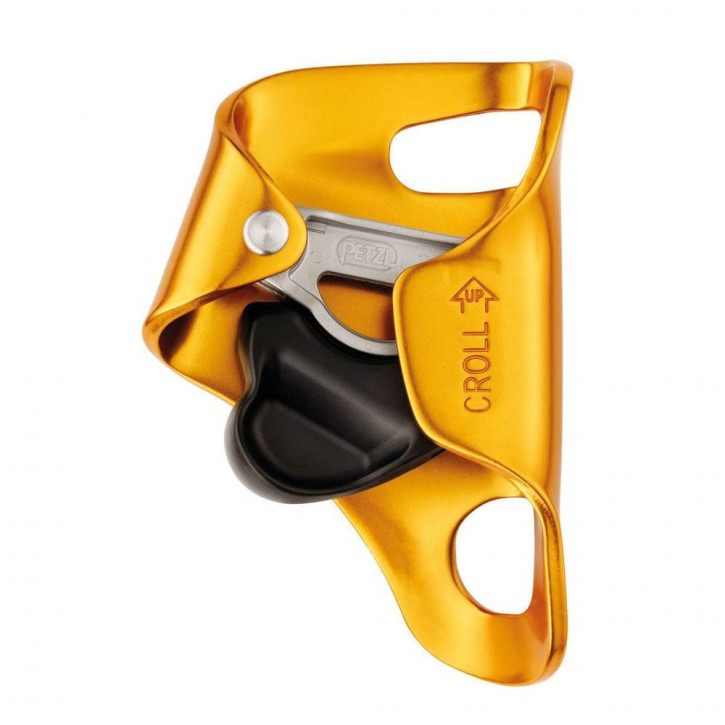 Chest rope clamp CROLL by Petzl®