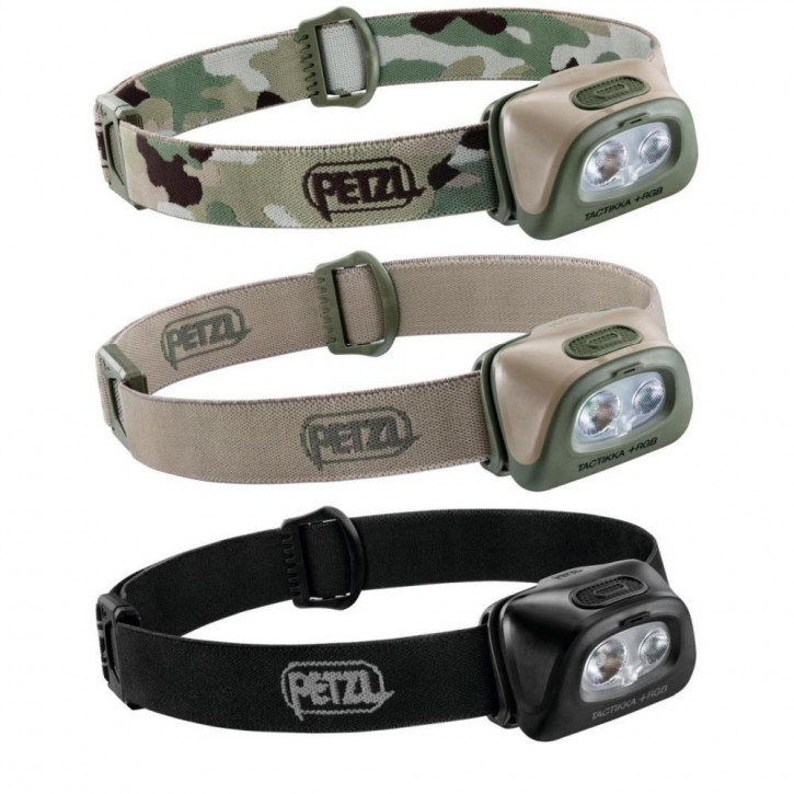 Headlamp TACTIKKA+ RGB by Petzl®