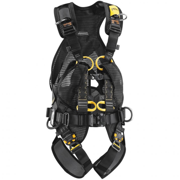 Fall arrest harness VOLT WIND PGM european version by Petzl®