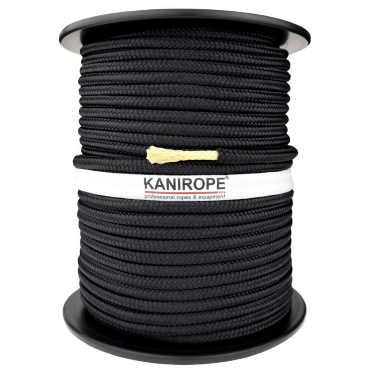 Kevlar Rope PARABRAID ø6mm 16-strand Braided by Kanirope®