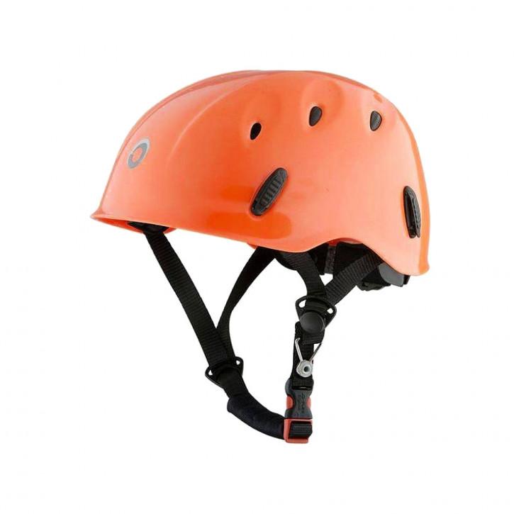Helmet COMBI 397 color orange by Rock Helmets