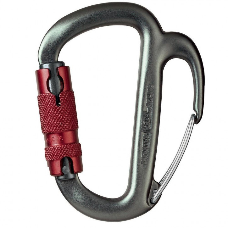 Carabiner FREINO TWIST-LOCK by Petzl®