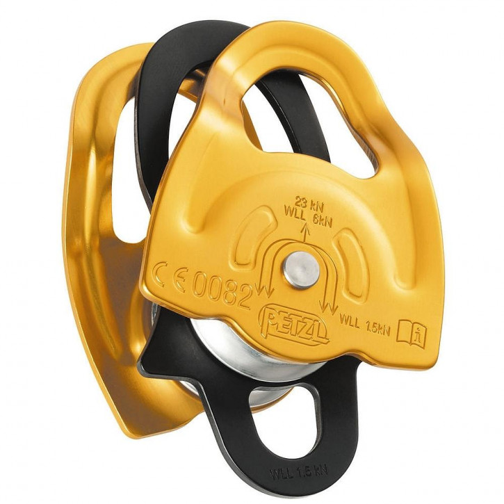 Double prusik pulley GEMINI by Petzl®