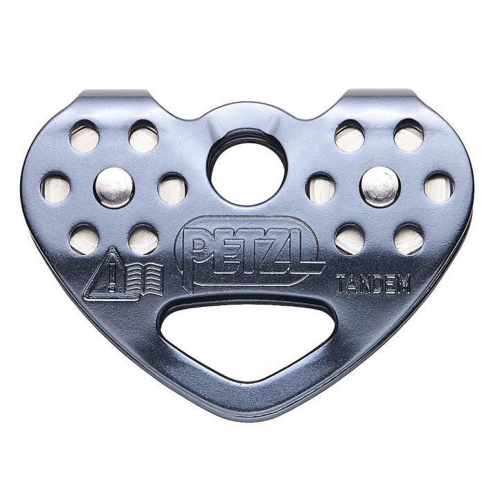 Double pulley TANDEM SPEED by Petzl®