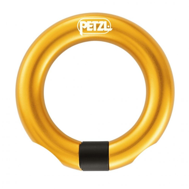 Multi-directional gated ring RING OPEN by Petzl®