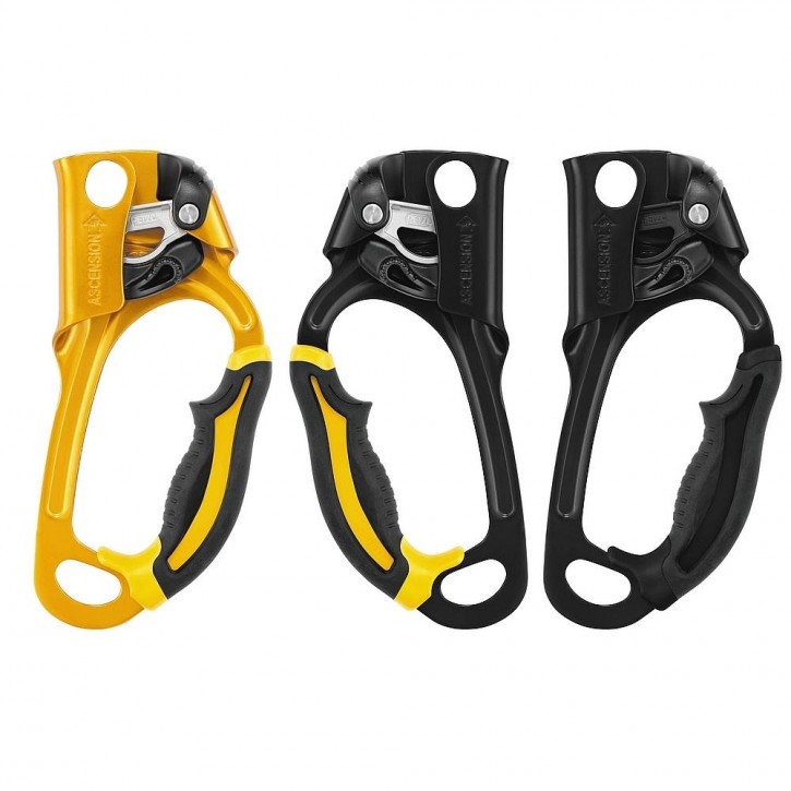Handled rope clamp ASCENSION by Petzl®