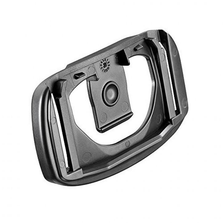 Base plate for helmet mounting for PIXA by Petzl®
