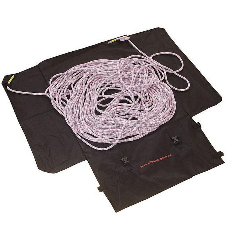 Bag for rope and climbing gear EASY BLACK by Aliens
