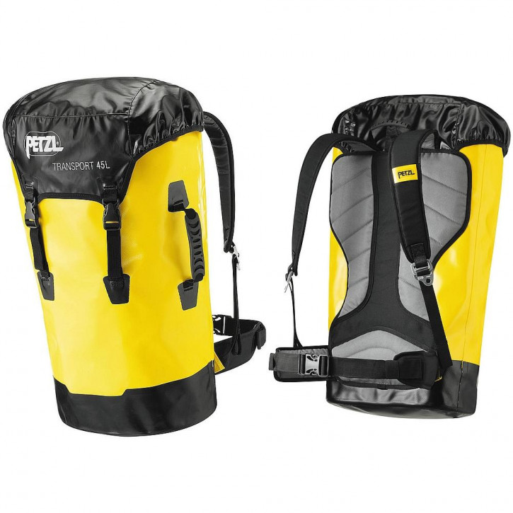 Durable large-capacity bag TRANSPORT 45L by Petzl®