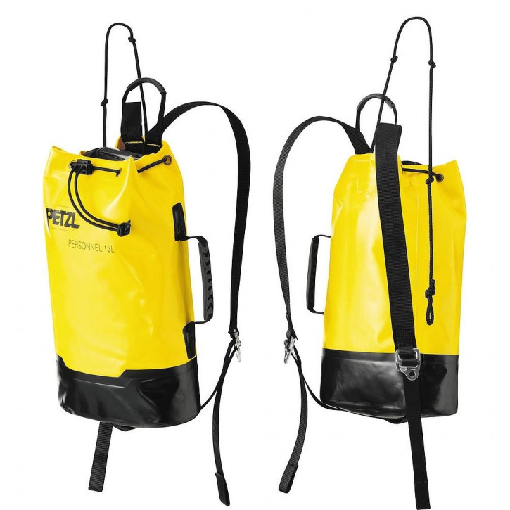 Durable small-capacity bag PERSONNEL 15L by Petzl®