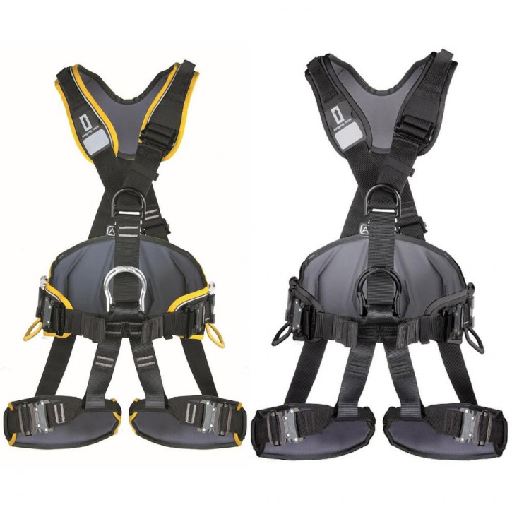 Fall arrest harness PROFI WORKER 3D SPEED by Singing Rock®