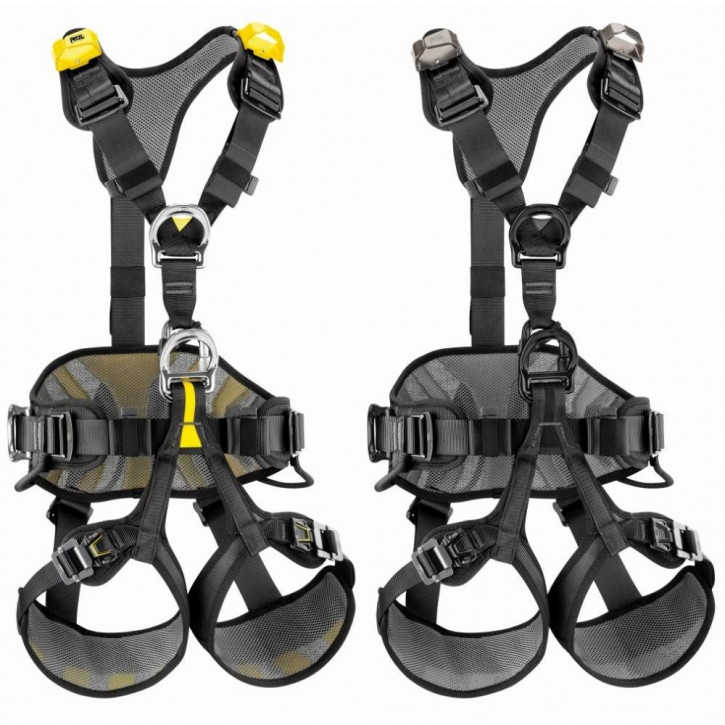 Fall arrest harness AVAO BOD FAST european version by Petzl®