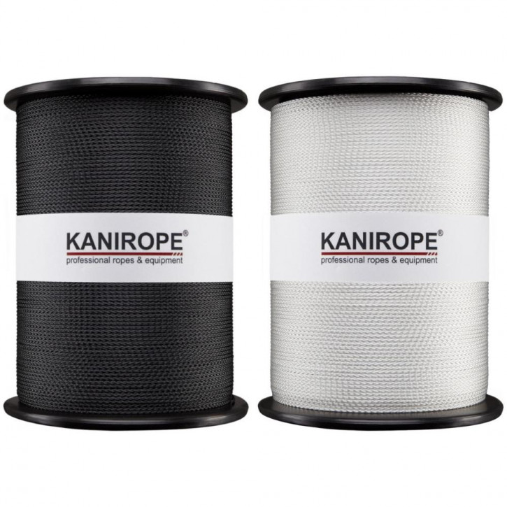 Special Rope B1 ø2mm 8-strand braided Fire Retardant by Kanirope®