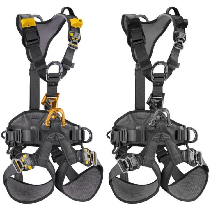 Fall arrest harness ASTRO BOD FAST international version by Petzl®