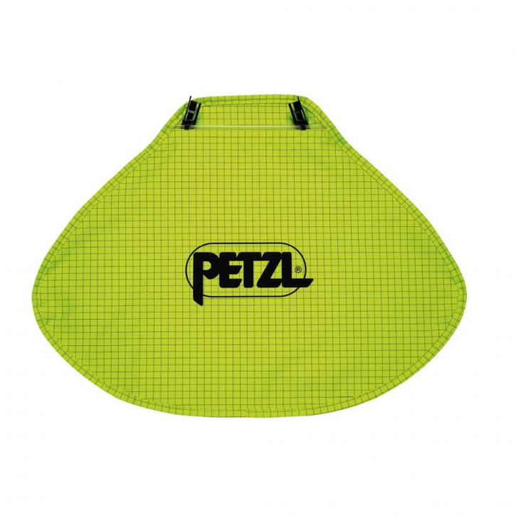 High-visibility nape protector for VERTEX and STRATO helmets by Petzl®