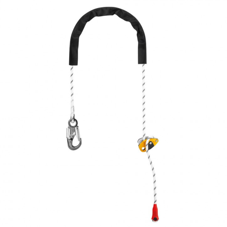 Adjustable lanyard GRILLON HOOK international version by Petzl®