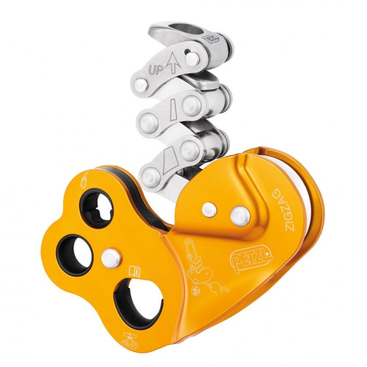 Mechanical prusik for tree care ZIGZAG by Petzl®