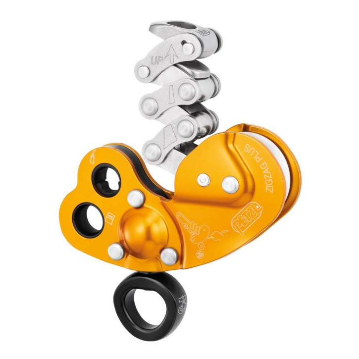 Mechanical prusik for tree care ZIGZAG PLUS by Petzl®