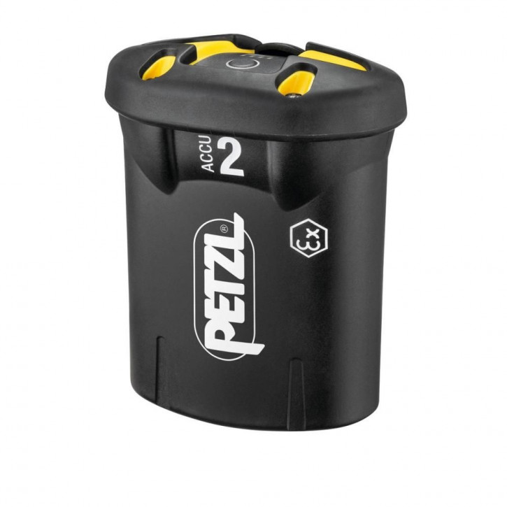 Rechargeable battery for the DUO Z1 by Petzl®