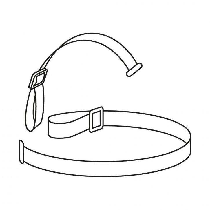 Elastic headband by Petzl®