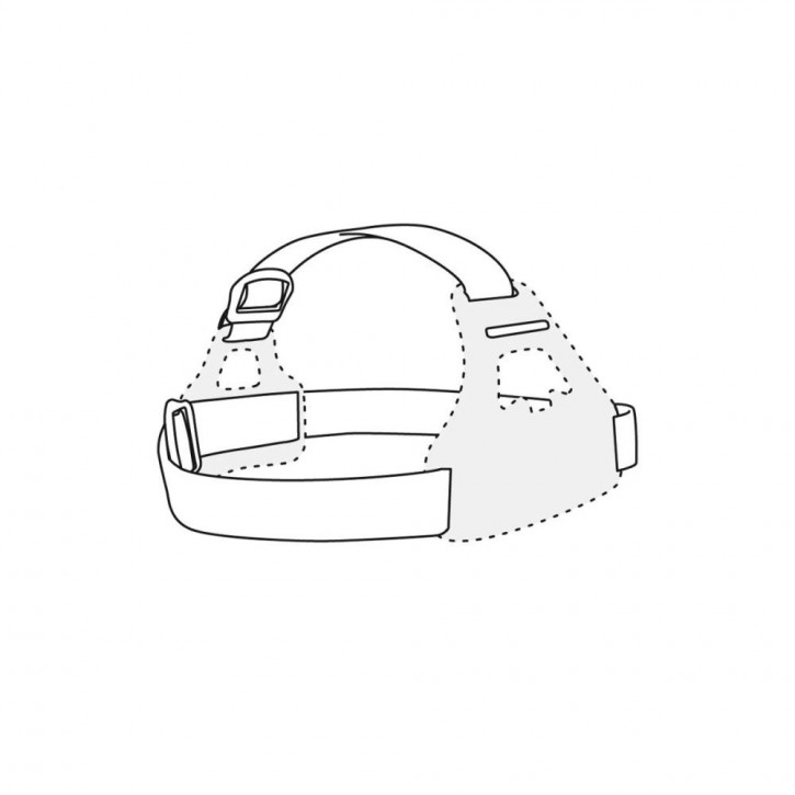 Replacement headband for DUO and ULTRA by Petzl®