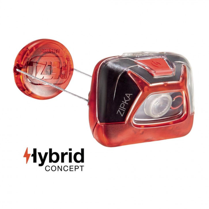 Headlamp ZIPKA by Petzl