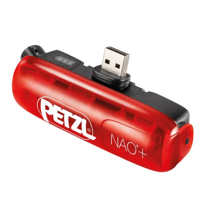 Rechargeable battery for NAO+ by Petzl®