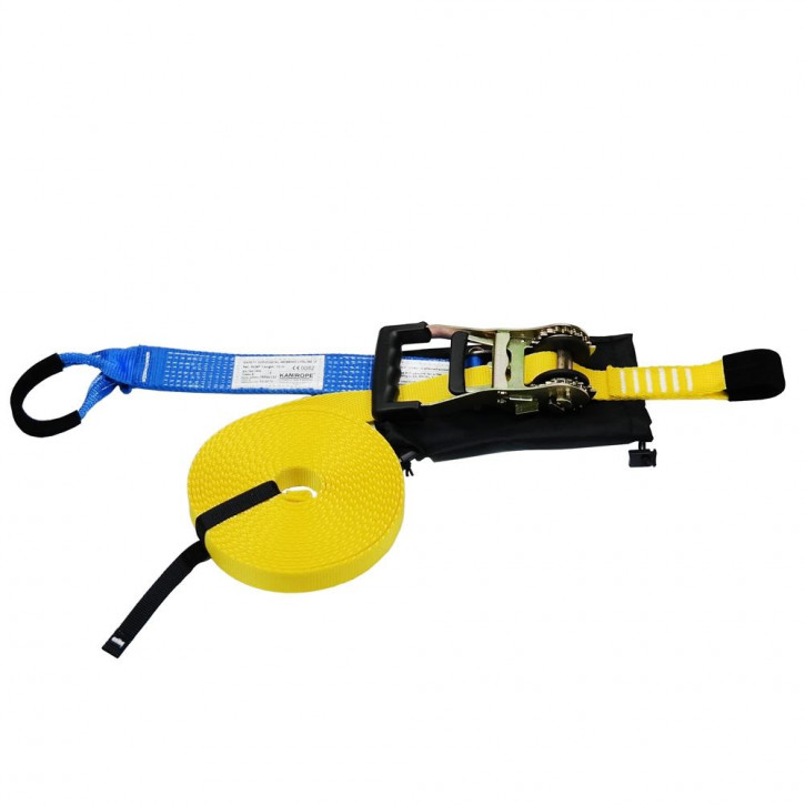 Mobile anchoring system LIFELINE by Kanirope®