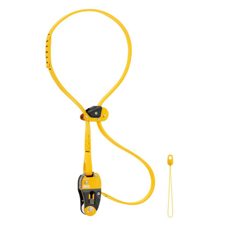 Friction saver for tree care EJECT by Petzl®