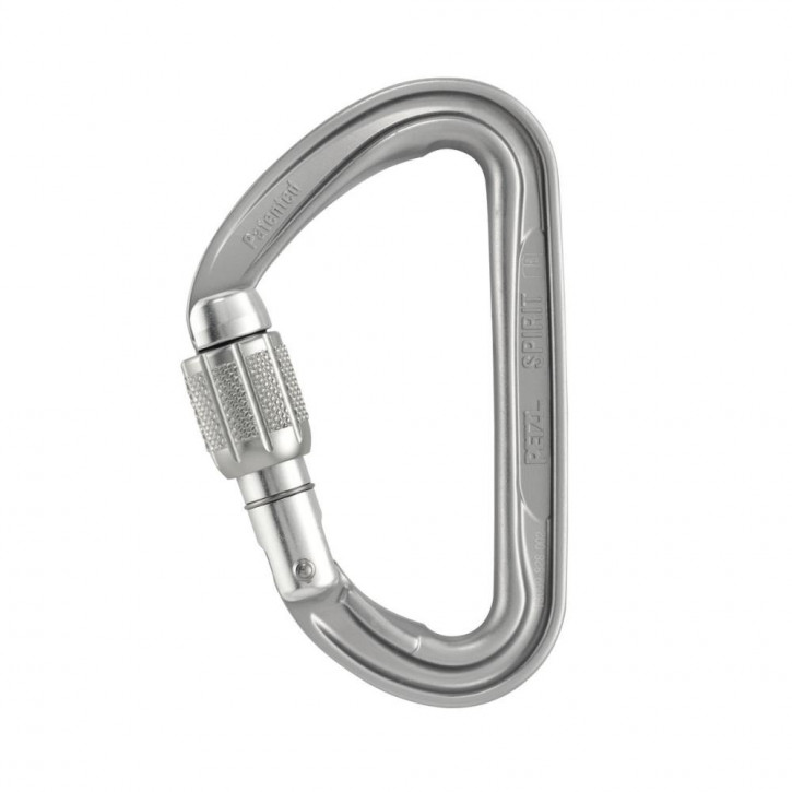 Carabiner SPIRIT SCREW-LOCK by Petzl®