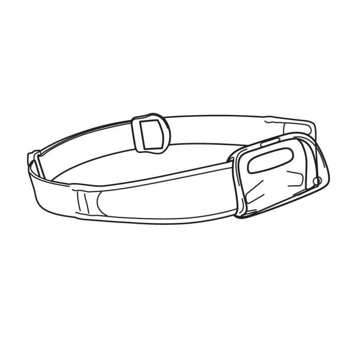 Spare headband for TIKKA + and TIKKA XP by Petzl®