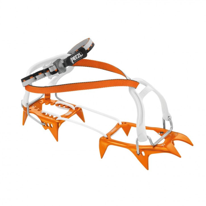 Crampons LEOPARD FL with FLEXLOCK by Petzl®