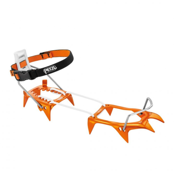 Crampons LEOPARD LLF with LEVERLOCK FIL by Petzl®
