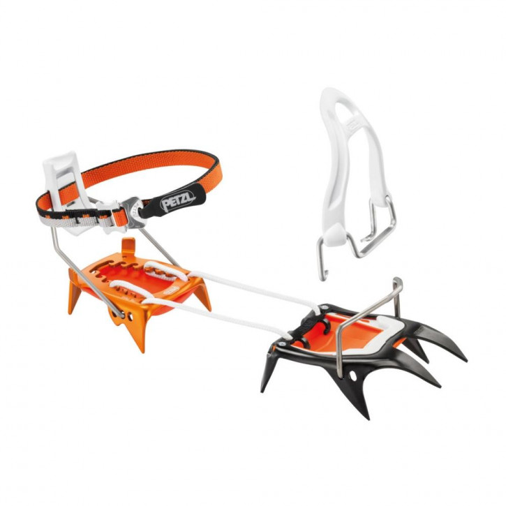 Crampons IRVIS HYBRID by Petzl®