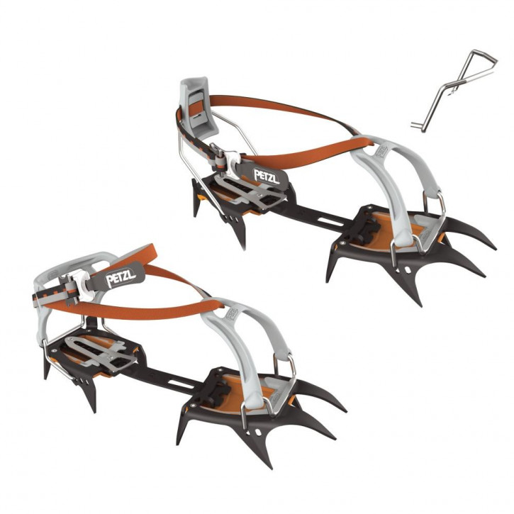 Crampons IRVIS by Petzl®