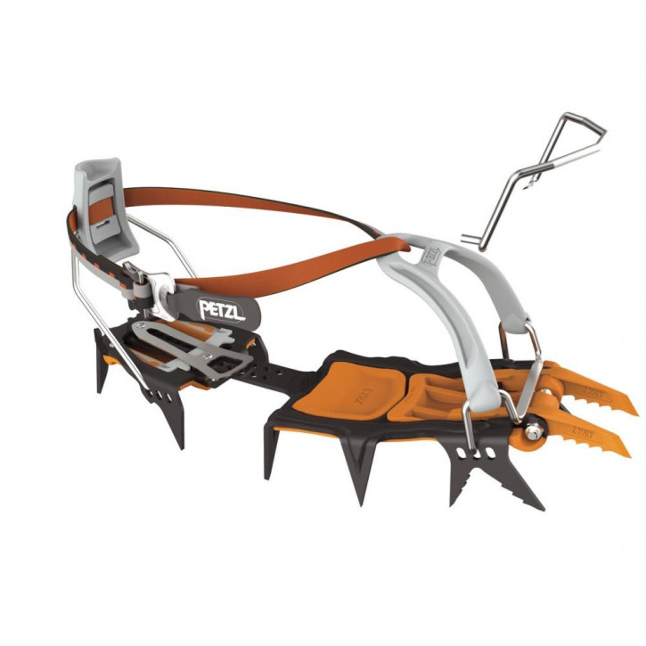 Crampons LYNX with LEVERLOCK UNIVERSEL by Petzl®