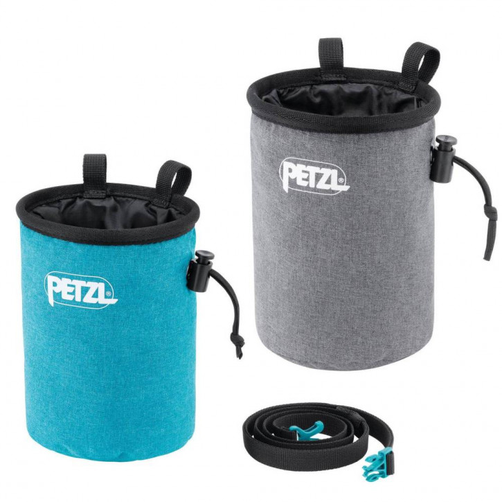 Chalk bag with round shape BANDI by Petzl®