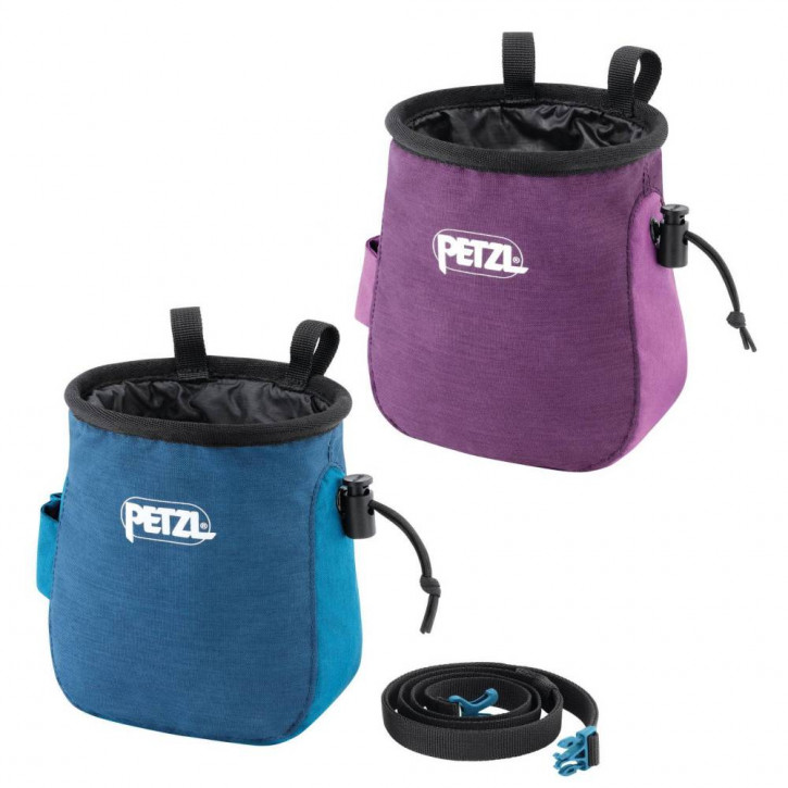Chalk bag SAKA by Petzl®