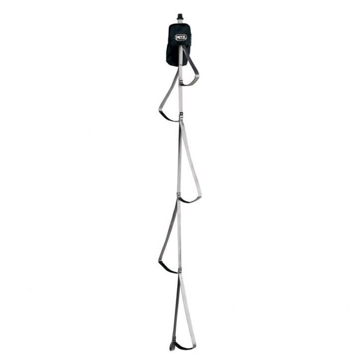 Adjustable single-step etrier GRADISTEP by Petzl®
