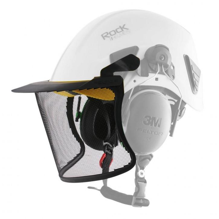 Protective eye shield STEEL MESH VISOR V4C by 3M