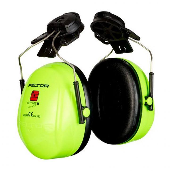 Ear protection PELTOR OPTIME 2 HIGH VIZ yellow by 3M