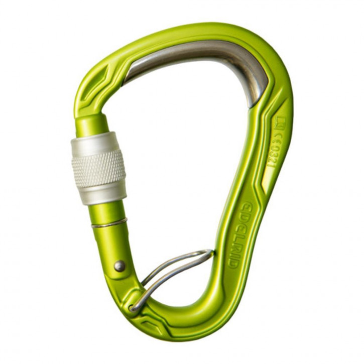 Carabiner HMS BULLETPROOF SCREW FG by Edelrid®