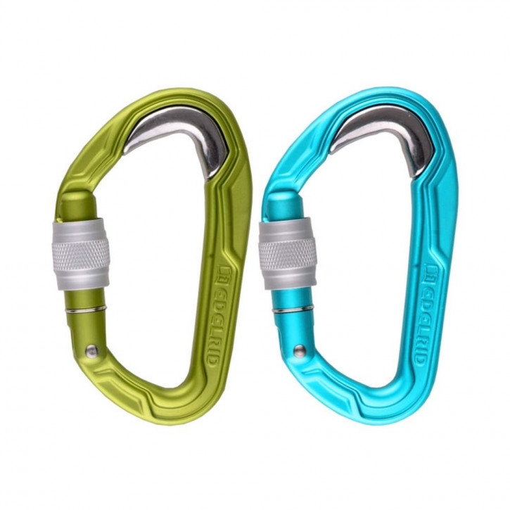Carabiner BULLETPROOF SCREW by Edelrid®