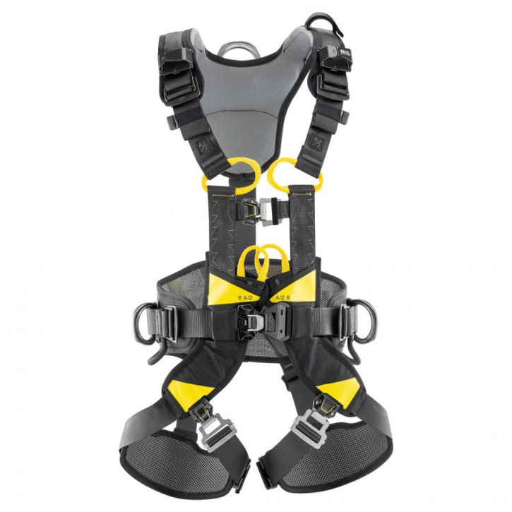 Fall arrest harness VOLT european version by Petzl®